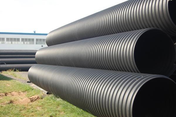 河北PE钢带增强波纹管